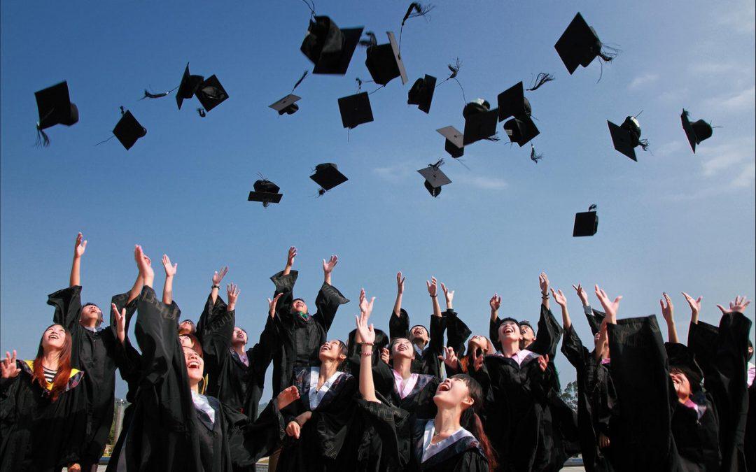 Formación de estudiantes chinos graduados